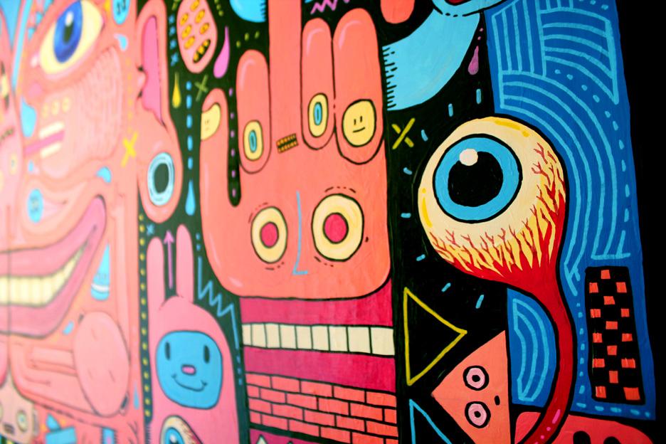 Graphic Artist Eduardo Bertone