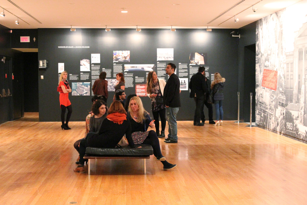 FUSE: The Noise of Silence in full swing at the Vancouver Art Gallery