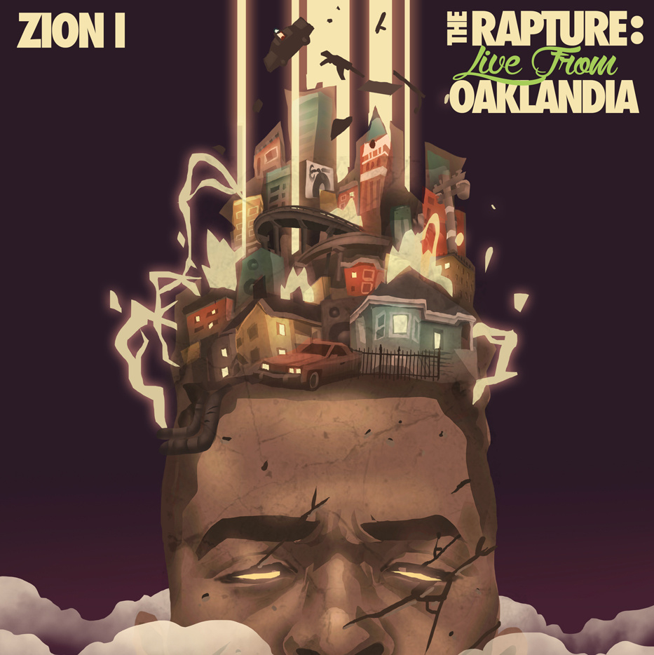 Zion I rapture cover